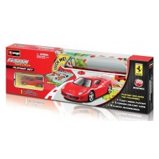BBURAGO FERRARI PLAYMAT SET 18-31235