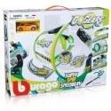 BBURAGO GO GEARS SUPER SPIN SPEEDWAY 18-30286
