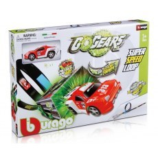 BBURAGO GO GEARS SUPER SPEED LOOP 18-30278