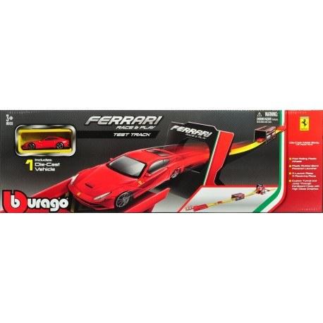 BBURAGO FERRARI TEST TRACK 18-56097