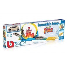 BBURAGO TOR RAJDOWY LAUNCH`N LOOPS 18-30283