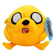 ADVENTURE TIME MASKOTKA PLUSZOWA PIES JAKE 16 CM