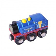 PAROWÓZ BLUEBELL HERITAGE COLLECTION BIGJIGS RAIL BJT423