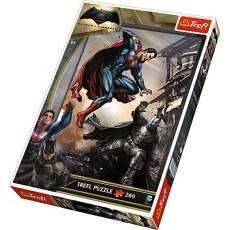 TREFL PUZZLE 260 ELEMENTÓW BATMAN V SUPERMAN