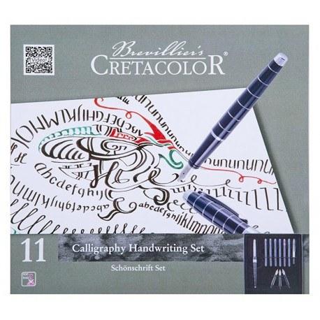 CRETACOLOR CALLIGRAPHY HANDWRITING SET ZESTAW DO KALIGRAFII 43123
