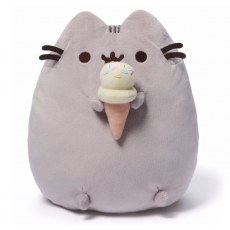 PUSHEEN WITH ICE CREAM 6052843