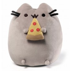 KOT PUSHEEN Z PIZZĄ PEPPERONI 4058937