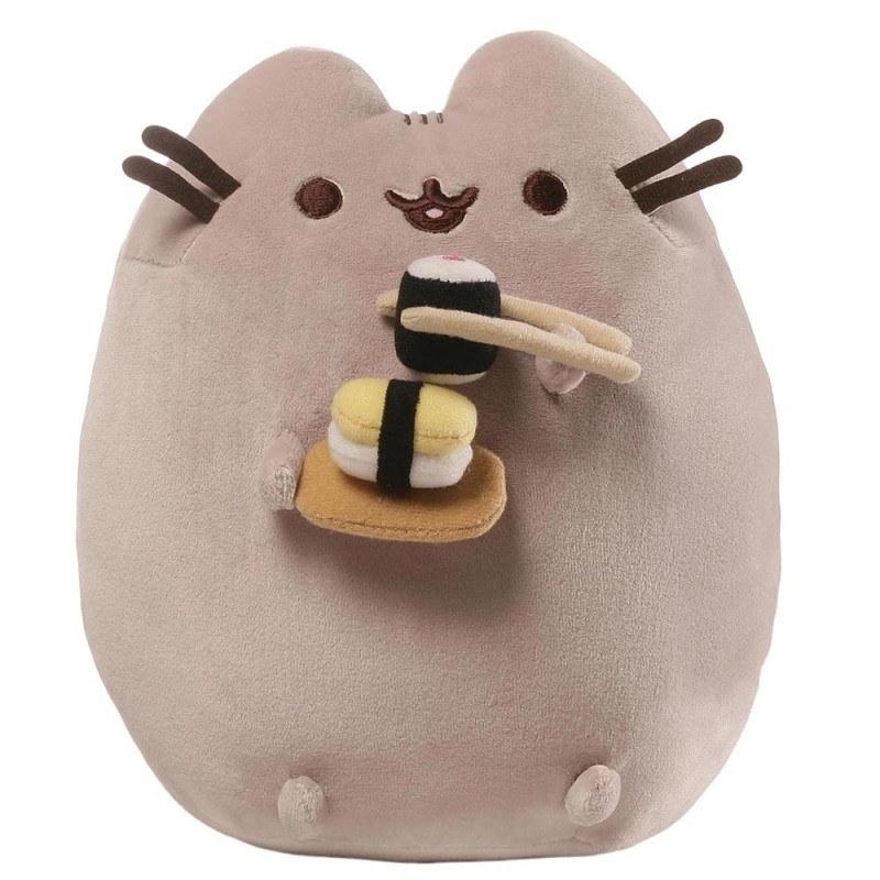 aa9de738d4d13 Gund - Maskotka pluszowa Pusheen z sushi 4058938