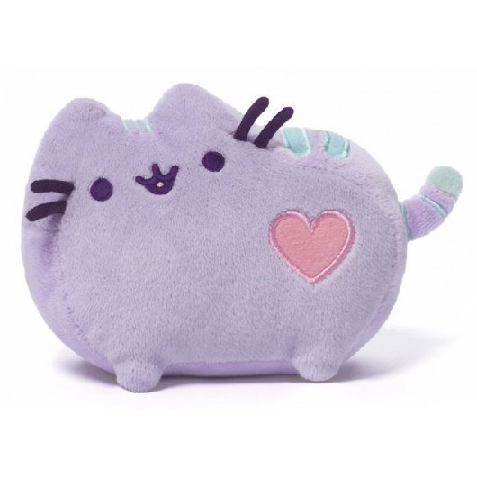 PUSHEEN PASTEL PURPLE MEDIUM 4060002