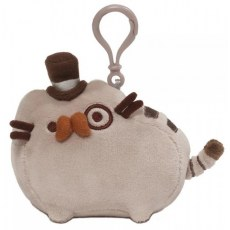 KOT PUSHEEN FANCY BRELOK Z KLIPSEM 4060064