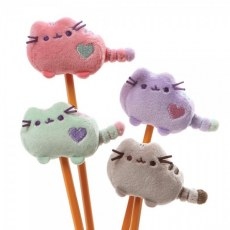 PUSHEEN PASTEL GREEN MEDIUM 4060003