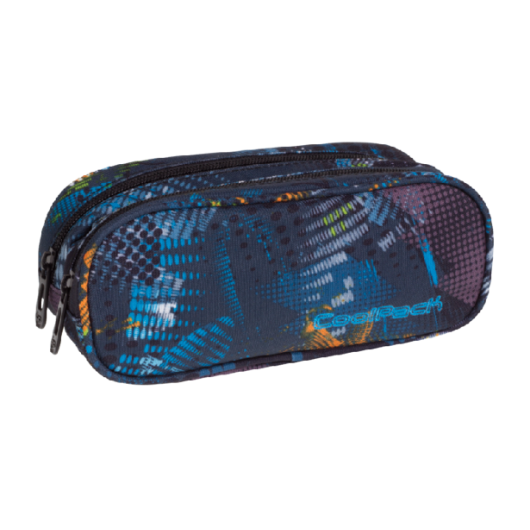 PIÓRNIK SASZETKA COOLPACK CLEVER LIGHTS SPLASH (815)