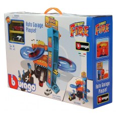 BBURAGO AUTO GARAGE PLAYSET 18-30361
