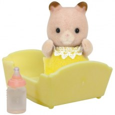 SYLVANIAN FAMILIES HAMSTER BABY 5122