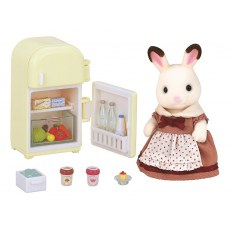 SYLVANIAN FAMILIES CHOCOLATE RABBIT MOTHER SET 5014