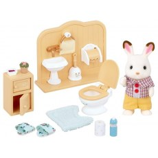 Sylvanian Families Chocolate Rabbit Brother Set 5015