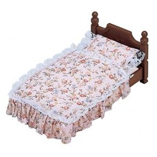 SYLVANIAN FAMILIES CLASSIC ANTIQUE BED 5223