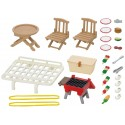 SYLVANIAN FAMILIES ROOF RACK WITH PICNIC SET 5048