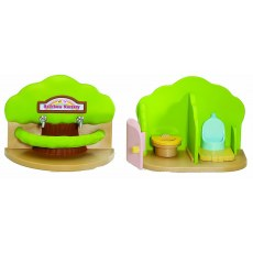 SYLVANIAN FAMILIES NURSERY BATHROOM 4720