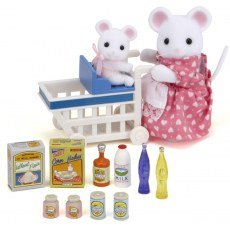SYLVANIAN FAMILIES GROCERY SHOPPING 5043