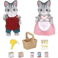 SYLVANIAN FAMILIES SUPERMARKET OWNERS 5052