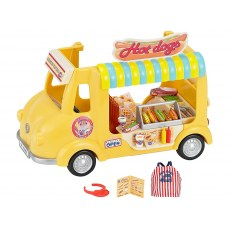 SYLVANIAN FAMILIES HOT DOG VAN 5240
