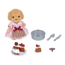 SYLVANIAN FAMILIES CAKE DECORATING SET 5264