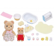 SYLVANIAN FAMILIES BABY BATH TIME 5092