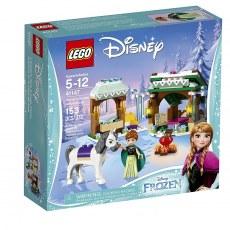 KLOCKI LEGO DISNEY FROZEN ŚNIEGOWA PRZYGODA ANNY 41147