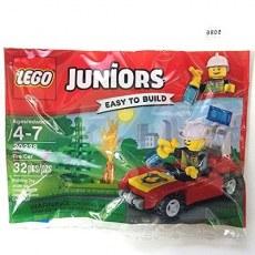 KLOCKI LEGO FRIENDS FURGONETKA Z HOT-DOGAMI W PARKU ROZRYWKI 41129