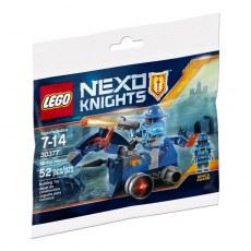 KLOCKI LEGO SASZETKA NEXO KNIGHTS KON MECHANICZNY 30377