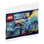 KLOCKI LEGO SASZETKA NEXO KNIGHTS KOŃ MECHANICZNY 30377