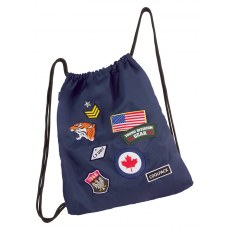 WOREK COOLPACK SPRINT BADGES BLUE NAVY (A414)