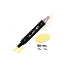 GRAPH'IT MARKER ALKOHOLOWY PROMARKER 1150 BANANA