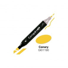 GRAPH'IT MARKER ALKOHOLOWY PROMARKER 1190 CANARY