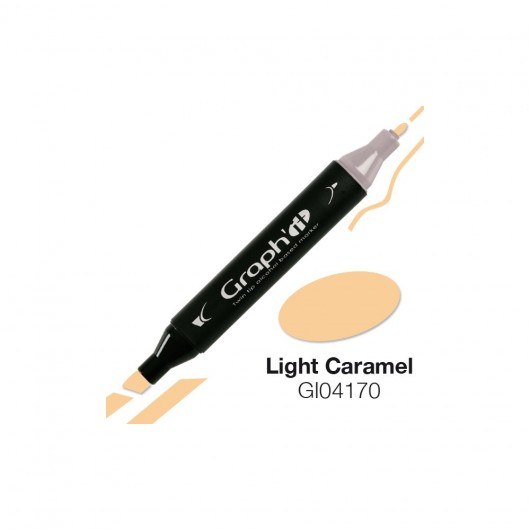 GRAPH'IT MARKER ALKOHOLOWY PROMARKER 4170 LIGHT CARAMEL