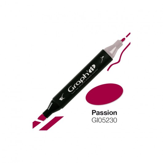 GRAPH'IT MARKER ALKOHOLOWY PROMARKER 5230 PASSION