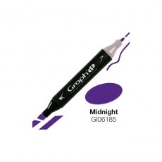 GRAPH'IT MARKER ALKOHOLOWY PROMARKER 6185 MIDNIGHT