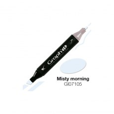 GRAPH'IT MARKER ALKOHOLOWY PROMARKER 7105 MISTY MORNING