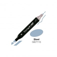 GRAPH'IT MARKER ALKOHOLOWY PROMARKER 7115 STEEL