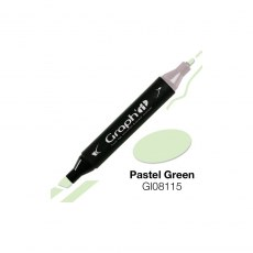 GRAPH'IT MARKER ALKOHOLOWY PROMARKER 8115 PASTEL GREEN
