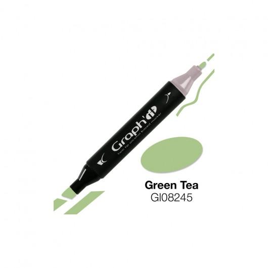 GRAPH'IT MARKER ALKOHOLOWY PROMARKER 8245 GREEN TEA
