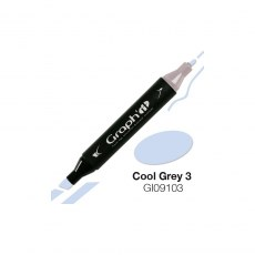 GRAPH'IT MARKER ALKOHOLOWY PROMARKER 9103 COOL GREY 3