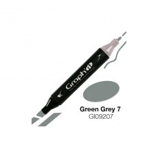 GRAPH'IT MARKER ALKOHOLOWY PROMARKER 9207 GREEN GREY 7