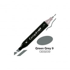 GRAPH'IT MARKER ALKOHOLOWY PROMARKER 9209 GREEN GREY 9