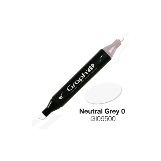 GRAPH'IT MARKER ALKOHOLOWY PROMARKER 9500 NEUTRAL GREY 0