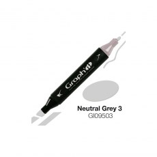 GRAPH'IT MARKER ALKOHOLOWY PROMARKER 9503 NEUTRAL GREY 3
