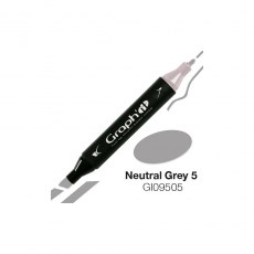 GRAPH'IT MARKER ALKOHOLOWY PROMARKER 9505 NEUTRAL GREY 5