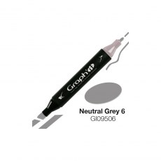 GRAPH'IT MARKER ALKOHOLOWY PROMARKER 9506 NEUTRAL GREY 6