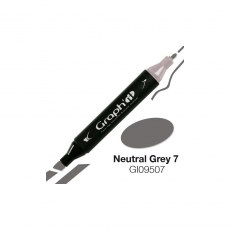 GRAPH'IT MARKER ALKOHOLOWY PROMARKER 9507 NEUTRAL GREY 7